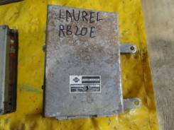 Блок управления двс. Nissan Laurel, GC34 Двигатель RB25DE