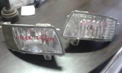 Фара противотуманная. Toyota Corolla Spacio, NZE121, NZE121N, ZZE122, ZZE122N, ZZE124, ZZE124N Toyota Corolla Fielder, CE121, CE121G, NZE120, NZE121...