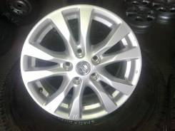 Nissan. 7.0x16, 5x114.30, ET50, ЦО 66,1мм.