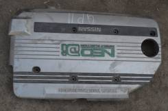 Крышка двигателя. Nissan Primera, QP11