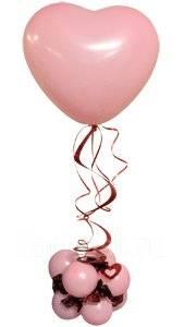 Свадебное оформление воздушными шарами