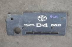 Крышка двигателя. Toyota Avensis, AZT255, AZT250 Двигатель 1AZFSE