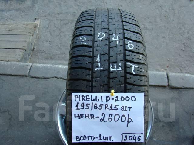 Pirelli P2000. Летние, износ: 20%, 1 шт