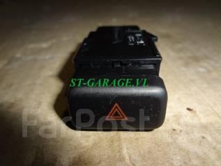 Кнопка включения аварийной остановки. Toyota Caldina, ST210, CT216, AT211, ST215 Двигатели: 3SGE, 3SGTE, 3SFE, 7AFE, 3CTE