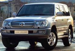 Подкрылок. Toyota Land Cruiser, 100. Под заказ