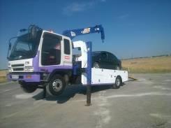 Isuzu Forward. Продам само груз -эвакуатор Исудзу, 8 200 куб. см., 5 000 кг.