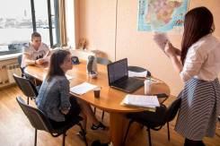 Группа выходного дня по английскому языку для взрослых