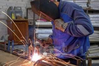 Сварочные работы, ремонт металлоконструкций