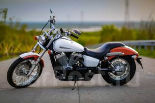 Honda Shadow Spirit. 745 куб. см., исправен, птс, с пробегом