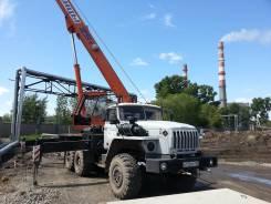 Клинцы КС-55713-3К-3. Продаётся автокран Урал 55713-3к-3, 11 000 куб. см., 25 000 кг., 28 м.