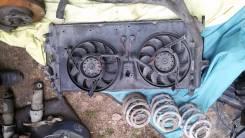 Радиатор охлаждения двигателя. Volkswagen Transporter