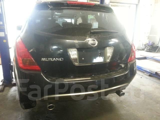 Nissan Murano. Z50, VQ35DE