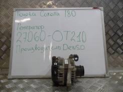 Генератор. Toyota Corolla