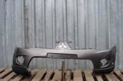 Бампер передний Mitsubishi L200 б. у. 6400A747WA KB 2009-2013