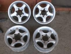 Bridgestone. 7.0x16, 6x139.70, ET25, ЦО 110,0мм.