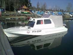 Амур. Год: 1996 год, длина 6,00м., двигатель подвесной, 115,00л.с., бензин