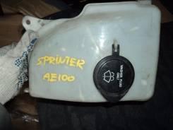 Бачок стеклоомывателя. Toyota Sprinter, AE100, AE110, AE109, AE104, AE114, AE101 Двигатели: 4AFE, 5AFE, 4AGE
