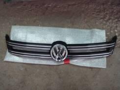 Решетка радиатора. Volkswagen Tiguan