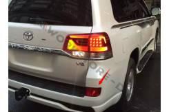 Фара противотуманная. Toyota Land Cruiser Subaru Bistro