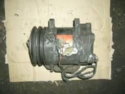 Компрессор кондиционера. Nissan Bluebird, U11 Двигатель CA18E