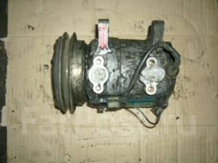 Компрессор кондиционера. Nissan Bluebird Двигатель CA18D