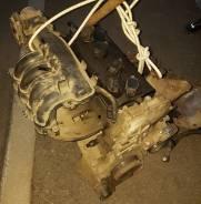 Двигатель в сборе. Nissan X-Trail Двигатель QR20DE