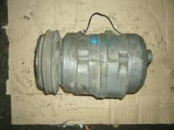 Компрессор кондиционера. Nissan Prairie, HNM11 Двигатель KA24E