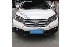 Накладка на бампер. Honda CR-V, RM1, RM4
