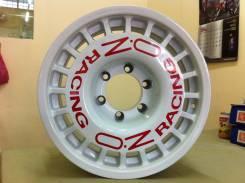 OZ Racing. 8.0x15, 6x139.70, ET-5, ЦО 105,0мм.