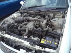 Двигатель. Toyota Cresta, GX81 Toyota Mark II, GX81 Toyota Chaser, GX81 Двигатель 1GGZE