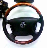 Руль. Jaguar Daimler, X350 Jaguar XJ, X350, x358 Jaguar Jaguar