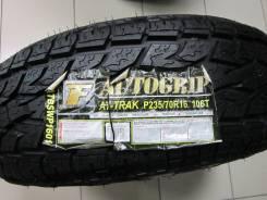Autogrip AT-Trak. Грязь AT, 2013 год, без износа, 1 шт