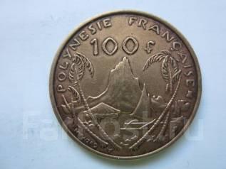 Французская Полинезия 100 франков 1997 года.