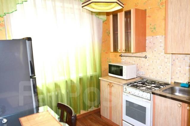 1-комнатная, улица Большая 4. Центральный, 36 кв.м. Кухня
