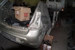 Порог правый со стойкой Renault Sandero