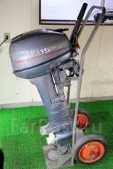 Yamaha. 15,00л.с., 2х тактный, бензин, нога X (635 мм), Год: 2008 год. Под заказ