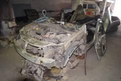 Передняя часть автомобиля. Renault Sandero