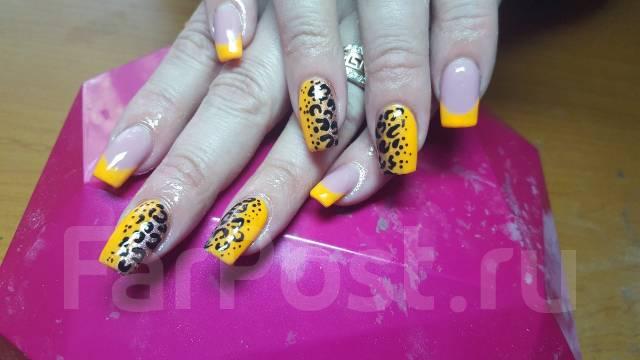 Дизайн бесплатно ногтей