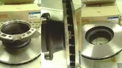 Диск тормозной COUNTY / FR / D4DD / 51761-45021 / 5176145021 / MOBIS / H=125 mm