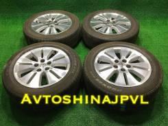 "225/55R17 Toyo Proxes R34 2010г R17*7J+45 5*114.3 Toyota (0667). 7.0x17"" 5x114.30 ET45"