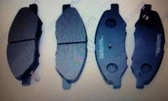 Тормозные колодки Nisshinbo PF 2452