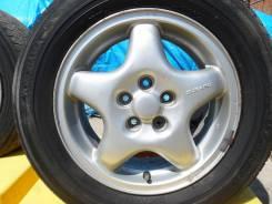 Subaru. 6.0x15, 5x100.00, ET55, ЦО 56,0мм.