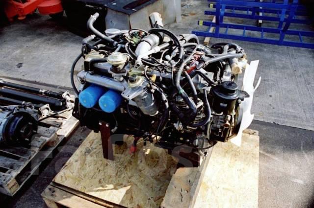 Двигатель в сборе. Nissan Patrol