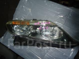 Фара. Honda Airwave, GJ2 Двигатель L15A