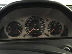 Панель приборов. Mercedes-Benz C-Class