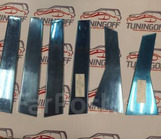 Накладка на стойку. Honda CR-V, RE5, RM1, RM4 Двигатели: K24A, R20A, R20A9