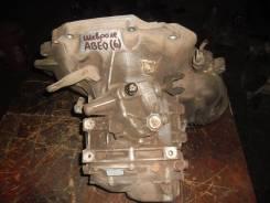 Механическая коробка переключения передач. Chevrolet Aveo, T250 Двигатель F14D4