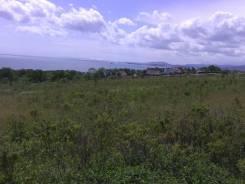 Продам земельный участок с видом на море, на ЦМСС. 1 000 кв.м., собственность, электричество, от частного лица (собственник). Фото участка