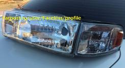 Хрустальная оптика фары Toyota Cresta 90 GX90 JZX90 LX90