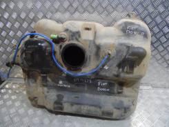 Горловина топливного бака. Fiat Doblo
